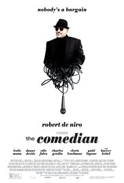 THE COMEDIAN Release Poster