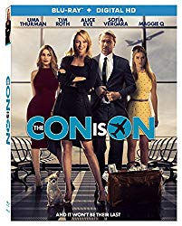 The Con is On Blu-ray Cover