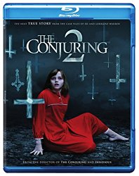 THE CONJURING 2 Blu-ray Cover