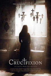 THE CRUCIFIXION Release Poster