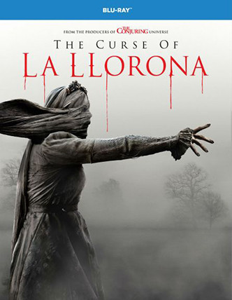 THE CURSE OF LA LLORONA Release Poster