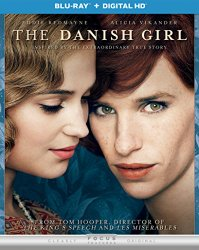 THE DANISH GIRL Release Poster