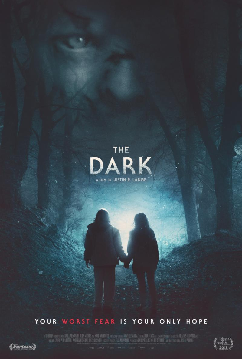 THE DARK Release Poster