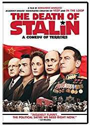 The Death of Stalin Blu-ray Cover