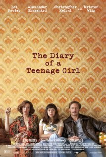 THE DIARY OF A TEENAGE GIRL Release Poster