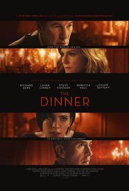 THE DINNER Release Poster