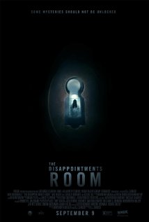 THE DISAPPOINTMENTS ROOM Release Poster