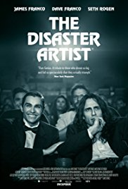 The Disaster Artist Release Poster