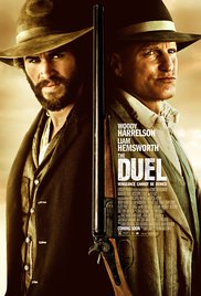 THE DUEL Release Poster