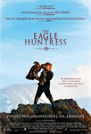 THE EAGLE HUNTRESS  Release Poster