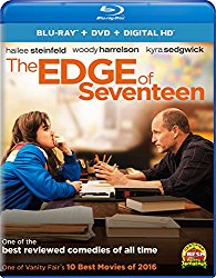 THE EDGE OF SEVENTEEN Blu-ray Cover