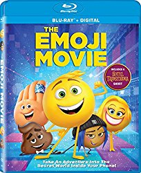 THE EMOJI MOVIE Release Poster