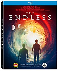 The Endless Blu-ray Cover