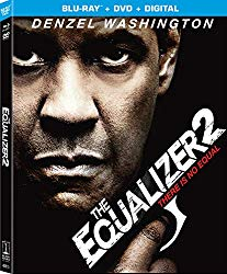 The Equalizer 2 Release Poster