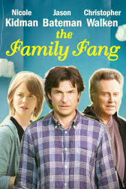 THE FAMILY FANG Release Poster