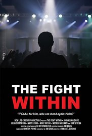 THE FIGHT WITHIN Release Poster