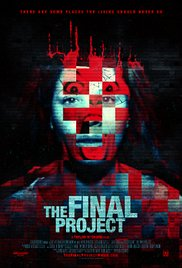 THE FINAL PROJECT Release Poster