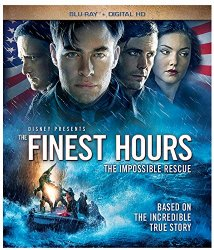 THE FINEST HOURS Blu-ray Cover