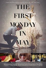 THE FIRST MONDAY IN MAY Release Poster