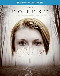 THE FOREST Blu-ray Cover