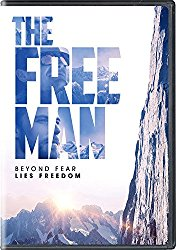 THE FREE MAN Blu-ray Cover