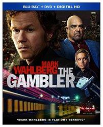 The Gambler(Blu-ray + DVD + Digital HD UltraViolet Combo Pack With Bonus Blu-ray 3D)