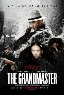 THE GRANDMASTER Movie Poster