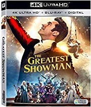 THE GREATEST SHOWMAN Release Poster