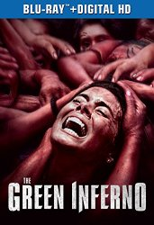 THE GREEN INFERNO Release Poster