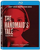 The Handmaids Tale Season One Blu-ray Cover