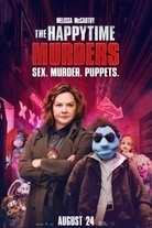 THE HAPPYTIME MURDERS Release Poster