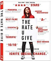 THE HATE U GIVE Release Poster