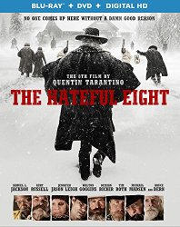 THE HATEFUL EIGHT  Release Poster