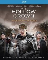 THE HOLLOW CROWN: THE WARS OF THE ROSES Blu-ray Cover