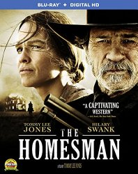 THE HOMESMAN The Devil's Hand Movie Poster
