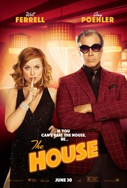 THE HOUSE Release Poster