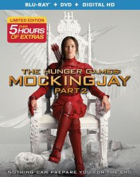 THE HUNGER GAMES: MOCKINGJAY – PART 2 Release Poster