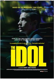 THE IDOL Release Poster