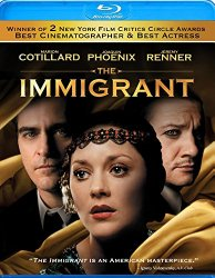 THE IMMIGRANT Movie Poster