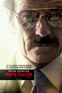 THE INFILTRATOR Release Poster