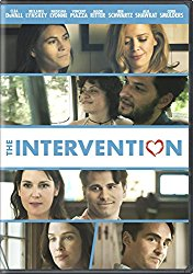 THE INTERVENTION Blu-ray Cover