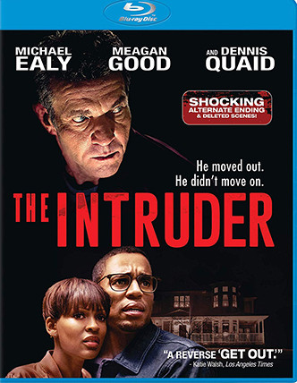 THE INTRUDER Release Poster