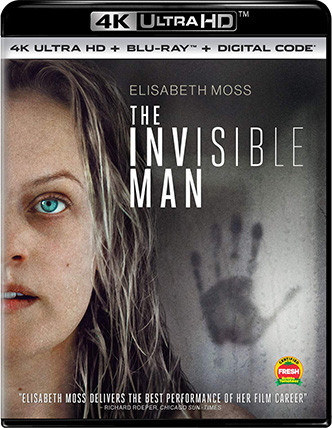 THE INVISIBLE MAN Release Poster