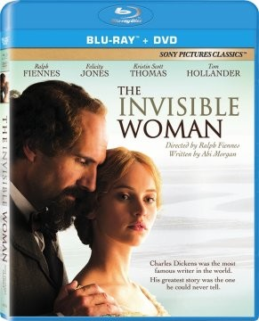 The Invisible Woman Movie Poster