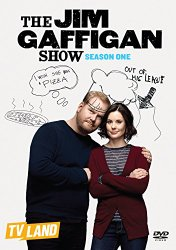 THE JIM GAFFIGAN SHOW SEASON ONE DVD Cover