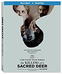 THE KILLING OF A SACRED DEER Release Poster