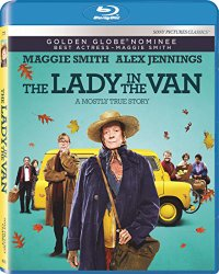 THE LADY IN THE VAN Release Poster