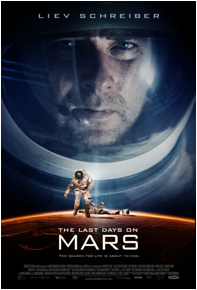 The Last Days of Mars Movie Poster