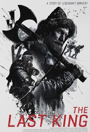 THE LAST KING Release Poster