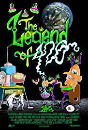 THE LEGEND OF 420 Release Poster